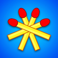 Matchsticks ~ Free Puzzle Game with Matches