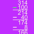 Left-to-Right Subtraction