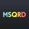 MSQRD — Live Filters & Face Swap for Video Selfies