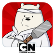 Stirfry Stunts – We Bare Bears Cooking Game Starring Chef Ice Bear