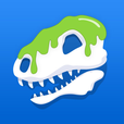 DINOZZZ 3D Coloring - interactive dinosaurs painting for adults & kids