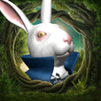 Alice in Wonderland AR quest