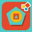 Montessori Geometry -  Recognize and learn shapes