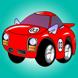 Baby Car Driver - your toddler's first car