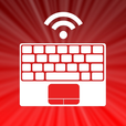 Air Keyboard: remote touch pad and custom keyboard