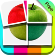 Photo Slice - Cut your photo into pieces to make great photo collage and pic frame