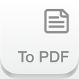 To PDF - convert documents, webpages and more to PDF