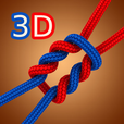 Animated 3D Knots
