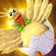 Chicken Invaders 4 Easter HD