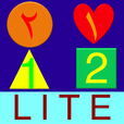 Color and Count with Me in Arabic lite