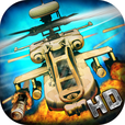 CHAOS Combat Copters HD - №1 Multiplayer Helicopter Simulator 3D